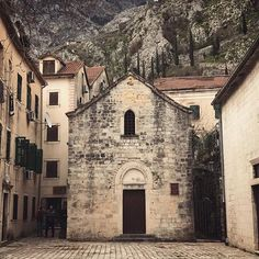 """""""Wedged between brooding mountains and a moody corner of the bay, the achingly atmospheric Kotor (Котор) is perfectly at one with its setting."""" - Lonley Planet #kotor #lonleyplanet #montenegro #history #culture #travel #vagabond #moments #oldtown #atlasobscura"""