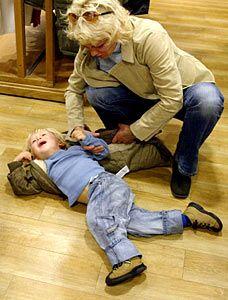 Berrinches, rabietas y pérdidas del control. Manejo Emocional en niños con autismo - Parte I