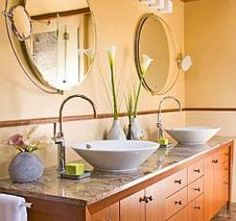 Love Bowl Sinks. Must Have!