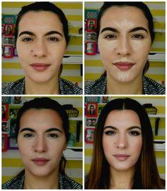 Rotina de pele para dias especiais #foundation #chanel #highlight #mac #contour #lancôme #makeupartist #makeuplover #happy #blogger #todayistheday
