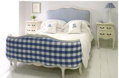 Bak Bu Harika: Country Tarzı Yatak Odaları ile Eskiye Dönüş