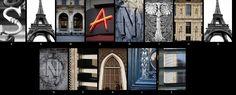 Create your Name from alphabet photos at https://www.facebook.com/info.facts.fun/app_547035155307411?app_data=funboxstreet.com,photo_art_name