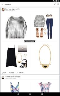 Polyvore Style: Fashion to Buy- miniatura screenshot