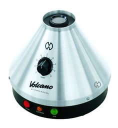 The well-known VOLCANO CLASSIC equipped with the new innovative EASY VALVE Starter Set. Vaporization temperature can be set between and and Robust, completely electromechanical design with shapely, brushed metal cone. Cannabis, Volcano Vaporizer, Best Vaporizer, Herbal Vaporizer, Cool Desktop, Xmax, Alternative Therapies, Smoking Accessories, Heating Element