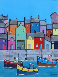 Buy Sea three, Acrylic painting by Paul Bursnall on Artfinder. Discover thousands of other original paintings, prints, sculptures and photography from independent artists. Acrylic Painting Canvas, Fabric Painting, Paintings For Sale, Original Paintings, Seaside Art, Buy Art Online, Button Art, Whimsical Art, Stone Painting