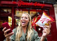 October 19, 2012 - Denuology.com: Kim Murray, the first Tweetshop shopper