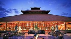 Balinese architecture - The Ayodya Resort and Spa Nusa Dua, Bali