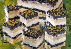 Joghurtschnitte » Kochrezepte von Kochen & Küche Cheesecake, Desserts, Food, Gelee, Pistachios, Dessert Ideas, Meal, Cheesecakes, Deserts