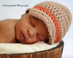 Ravelry: Favorite Newsboy Hat - Newborn to Adult Sizes! pattern by Salena Baca