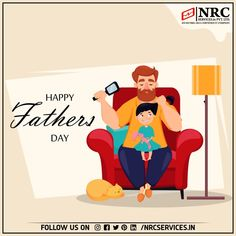 Team NRC is wishing you all a very happy Father's Day.