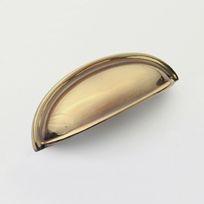 Classic Brass solid brass, no unlaquered option