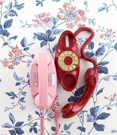 In 1963, manufacturers dialed back on rotary models and pushed these streamlined introductions. 1. Princess Phone (left): Marketed as an inexpensive second extension, the Princess Phone became particularly popular with teenagers. In pink, it fetches close to $200. Less desirable colors go for closer to $150. 2. Genie Phone (right): The groovy curves on American Telecommunications Corporation's Genie phone proved so popular it remained in production through the 1980s. More readily available than other types, you can own one for a mere $80. RELATED: 7 Ways to Declutter Your Antiques Pile   - CountryLiving.com