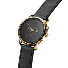 Looking for black and gold watches? Live life on your time with a watch that suites your dynamic lifestyle from work to play to adventures afar. Join the MVMT. Black And Gold Watch, Mens Rose Gold Watch, Black Leather Watch, Grey Leather, Mens Skeleton Watch, Mvmt Watches, Gold Watches, Luxury Watches, Mens Dress Watches