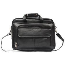 Comfort 15 inch Pure Leather Laptop Bag for men and women & unisex EL18