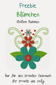 Freebie Blumen