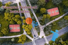 Essential installation of basketball systems Free Basketball, Basketball Systems, Basketball Hoop, Basketball Rim
