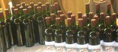 some wine from Walker Road Vineyards