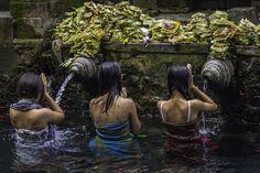 #Bali #Holy Water #Indonesia #Pura Tirta Empul