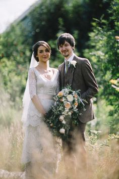 Kate Beaumont Lace for an An Italian, Irish and Edwardian Inspired Wedding | Love My Dress® UK Wedding Blog
