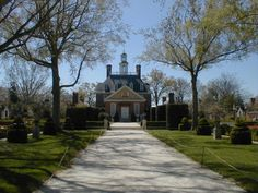 It's been a while since we visited Williamsburg Virginia - it's a very nice destination
