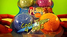 Play Foam Molding Dough Remoldable Sculpting Beads **Cool Toys 4 Kidz**