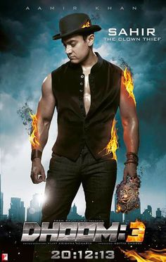 140 Best Dhoom 3 Images Dhoom 3 Aamir Khan Bollywood Celebrities
