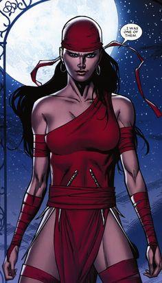 Elektra - Comic Vine