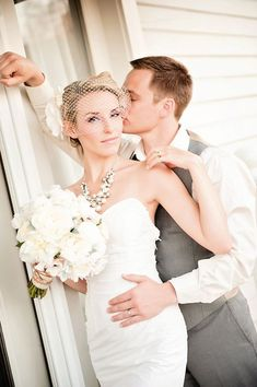 Wedding Photography Ideas : bride & groom  |  stacey bishop photography