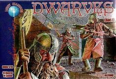 Item:Dwarves Set The box is in good condition.