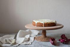 Torta di Radicchio (Radicchio Cake with White Chocolate Glaze) recipe on Food52
