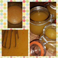 Lekker en leuk!: Sinaasappel curd