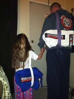 Awesome father daughter bonding!