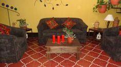sofas en las Camelias, Antigua G