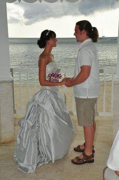 #destinationwedding at Sandals Negril Jamaica, VIP Vacations Wedding. Sandals Sunset wedding. www.vacationsbyvip.com