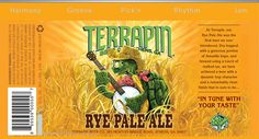 mybeerbuzz.com - Bringing Good Beers & Good People Together...: Terrapin - Rye Pale Ale and Golden Ale Cans