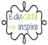 My New Blog!!!    http://edukateandinspire.blogspot.com