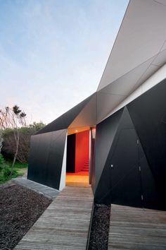 architecture Origami House, Melbourne