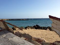 Piscadera baai @ Curacao