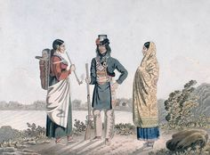 Fur Trade Society and the Métis – Canadian History: Pre-Confederation Canadian History, Canadian Art, American History, American Art, Gabriel, Religion, Fur Trade, Aboriginal People, Red River