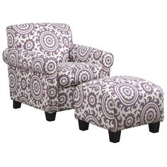 Found it at Wayfair - Clarke Arm Chair and Ottoman