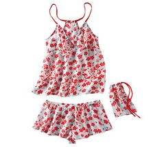 so cute and comfy for summer sleeping. maybe i will start to wear real pjs bb29935d8