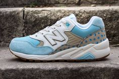 X Girl x New Balance 580 par sneakersmadame