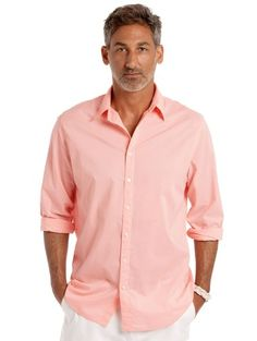 Tangerine Saltwater Shirt for men