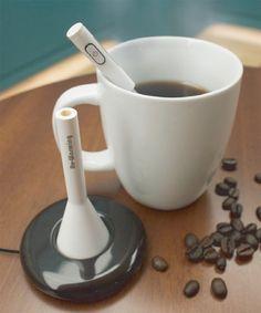 Calentador de café