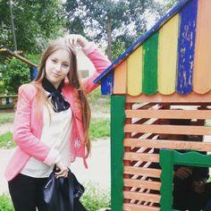 После работки)