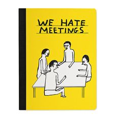 David-shrigley_tiger_we-hate-meetings