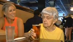 102-Year-Old Woman Says Drinking Beer Is the Secret to Long Life
