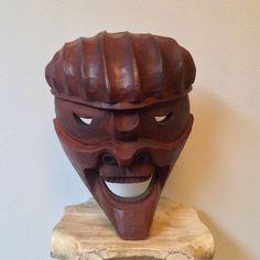Tibetaans ritueel masker www.nimis.nl