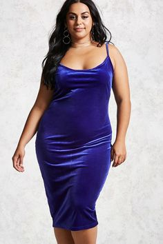 Ethereal and sultry — this plus size maxi dress features a stunning
