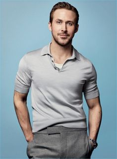 Ryan Gosling for GQ